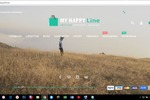 Сайт Myhappyline.ru