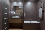 WC визуализация для дизайнера интерьера - Кабановой Светланы