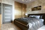 Спальня визуализация для Кабановой Светланы