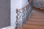 Лестница, литье, визуализация