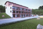 Визуализация Отеля