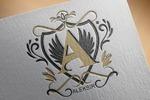 логотип для студии пошива одежды