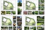 Эскизный проект на разработку ландшафтного дизайна