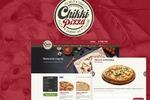 Chikki pizza (new)
