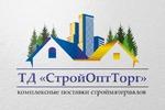 """Разработка логотипа для """"ТД СтройОптТорг"""""""