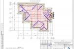 Проектирование жилого дома в Барвихинском с/п (кровля)