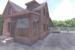 Устройство веранды к существующему жилому дому