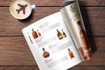 """Разработка дизайна бортового журнала для """"Ural Airlines""""."""