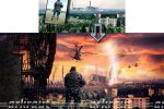 """Коллаж """"Shadow of Chernobyl"""""""