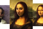 арт-коллаж Мона Лиза