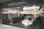 "Магазин ""TASTE OF RUSSIA"" Аэропорт ""Шереметьево"" Терминал Е"