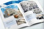 Дизайн презентации строительной компании