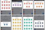 Иконки для мобильного приложения