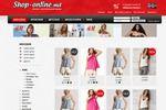 Создание интернет магазина ShopTime на заказ