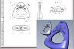 Рабочая CAD модель и КД Подвески(2015 г)