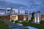 Визуализация современного дома