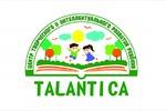 """Логотип для детcкого центра """"Talantica"""""""