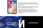 Сайт-визитка для компании gsm doctor