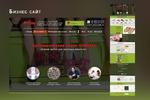 Ортопедический  салон - главная страница (бизнес сайт)