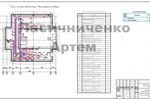 4.5_Жилой дом_план вентиляции_мансардный этаж