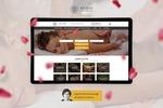 Разработка сайта для салона My Thai