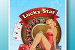 Плакат-коллаж на тему казино