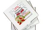 листовка на коробку для пиццы