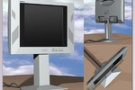 Телевизор LCD 15 с функцией монитора (2004г.)