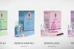 Проект разработки упаковки и логотипа для Сколково