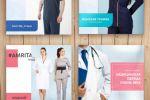 Медицинская одежда премиум-класса / Instagram