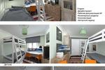 Квартира площадью 73 кв.м. в Москве