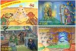 4 иллюстрации для квестов ( файл 2 )