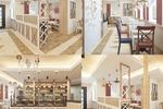 Дизайн пекарни в стиле Прованс