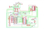 Электрическая принципиальная схема автомат. дозатора