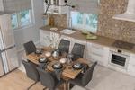 Кухня гостиная вариант 1