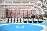 Визуализация спортивного зала