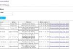CRM-система по обмену файлами
