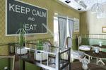 Дизайн-проект кафе в стиле прованс