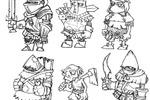 персонажи из DS