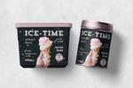 """Разработка дизайна упаковки для мороженого """"ICE-TIME"""""""