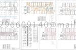 Комплект рабочего альбома дизайн- проекта интерьера S 1482 м. кв