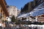 Горнолыжные курорты в итальянских Альпах