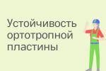 «Устойчивость ортотропной пластины» - дипломная работа
