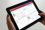 Интерфейс веб-приложения, управление показаниями датчиков