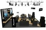 Выставочный стенд Pioneer вид 1