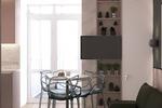 Дизайн-проект квартиры 32 кв м