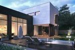 Визуализация дома для компании Forma Studio