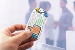 креативная визитка