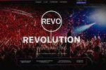 Дизайн сайта Revo event marketing