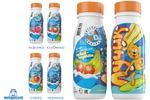 """Визуализация молочной продукции """"Лучик"""" для каталога"""